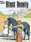 Black Beauty Coloring Book (Dover Classic Stories Coloring Book) Cover Image