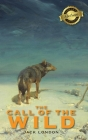The Call of the Wild (Deluxe Library Binding) Cover Image