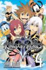 Kingdom Hearts II, Vol. 4 Cover Image