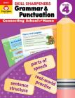Skill Sharpeners Grammar and Punctuation, Grade 4 Cover Image