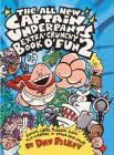 All New Captain Underpants Extra Crunchy Book O'Fun 2 Cover Image