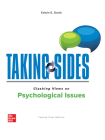 Taking Sides: Clashing Views on Psychological Issues Cover Image