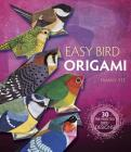 Easy Bird Origami: 30 Pre-Printed Bird Models (Dover Origami Papercraft) Cover Image