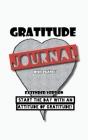 Gratitude Journal: Extended Version Cover Image