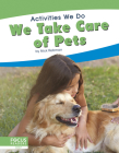 We Take Care of Pets Cover Image
