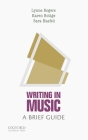 Writing in Music: A Brief Guide Cover Image