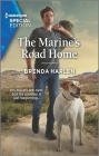 The Marine's Road Home (Match Made in Haven #8) Cover Image