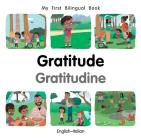 My First Bilingual Book–Gratitude (English–Italian) Cover Image