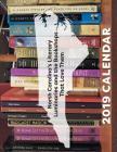 North Carolina's Literary Luminaries and the Bookshops That Love Them, Calendar 2019 Cover Image