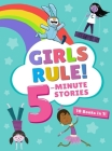 Girls Rule! 5-Minute Stories Cover Image