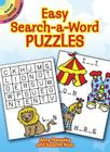 Easy Search-A-Word Puzzles (Dover Little Activity Books) Cover Image