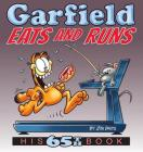 Garfield Eats and Runs: His 65th Book Cover Image