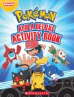 Alola Deluxe Activity Book (Pokémon) Cover Image
