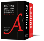 Collins English Dictionary and Thesaurus Boxed Set Cover Image