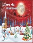 Libro de Navidad: Libro de colorear de Navidad para niños -50 divertidas imágenes para colorear divertidas Cover Image