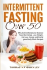 Intermittent Fasting Over 50 Cover Image