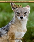 Jackal: An Amazing Animal Picture Book about Jackal for Kids Cover Image