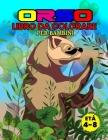 Orso Libro da Colorare per Bambini Età 4-8: Meraviglioso libro di Orsi per Adolescenti, Ragazzi e Bambini, Grande Libro da colorare di Animali selvati Cover Image