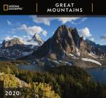 Cal 2020-National Geographic Great Mountains Wall Cover Image