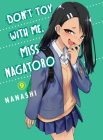 Don't Toy With Me, Miss Nagatoro, volume 9 Cover Image