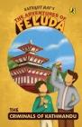 Adventures of Feluda: Criminals Of Kathmandu Cover Image