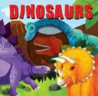 Dinosaurs: A Mini Animotion Book Cover Image