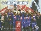 Champions! Leicester City Football Club: The Story of How the Title Was Won Cover Image
