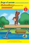 Jorge el curioso se divierte haciendo gimnasia/Curious George Gymnastics Fun bilingual (CGTV Reader) Cover Image