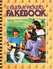 Guitar Pickers Fake Book Cover Image