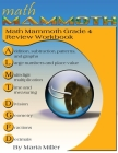 Math Mammoth Grade 4 Review Workbook Cover Image