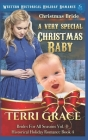 Christmas Bride - A Very Special Christmas Baby: Western Historical Holiday Romance Cover Image