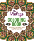 The Vintage Coloring Book Cover Image