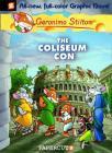 Geronimo Stilton Graphic Novels #3: The Coliseum Con Cover Image