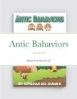 Antic Bahaviors: Coloring Book Cover Image
