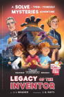 Legacy of the Inventor: A Timmi Tobbson Children's Adventure Book Cover Image