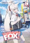 Tamamo-chan's a Fox! Vol. 1 Cover Image