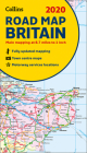 2020 Collins Road Map Britain Cover Image