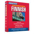 Pimsleur Finnish Conversational Course - Level 1 Lessons 1-16 CD: Learn to Speak and Understand <> with Pimsleur Language Programs Cover Image