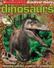 Scholastic Discover More: Dinosaurs Cover Image