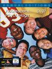 Annual Editions: Adolescent Psychology 01/02 Cover Image