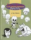 I Can Draw Monsters: Draw Madcap Monsters in Easy-To-Follow Steps Cover Image
