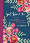 God Hears Her 40-Day Devotional Journal Cover Image