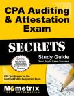 CPA Auditing & Attestation Exam Secrets Study Guide: CPA Test Review for the Certified Public Accountant Exam Cover Image