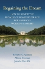 Regaining the Dream: How to Renew the Promise of Homeownership for America's Working Families Cover Image