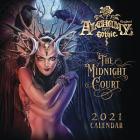 Alchemy 1977 Gothic 2021 Calendar Cover Image