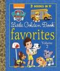 PAW Patrol Little Golden Book Favorites, Volume 2 (PAW Patrol) Cover Image