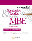 Strategies & Tactics for the MBE (Bar Review) Cover Image