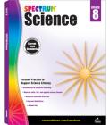 Spectrum Science, Grade 8 Cover Image