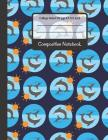 Composition Notebook: Dolphin College Ruled Notebook for Kids, School, Students and Teachers Cover Image