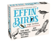 Effin' Birds 2022 Day-to-Day Calendar Cover Image